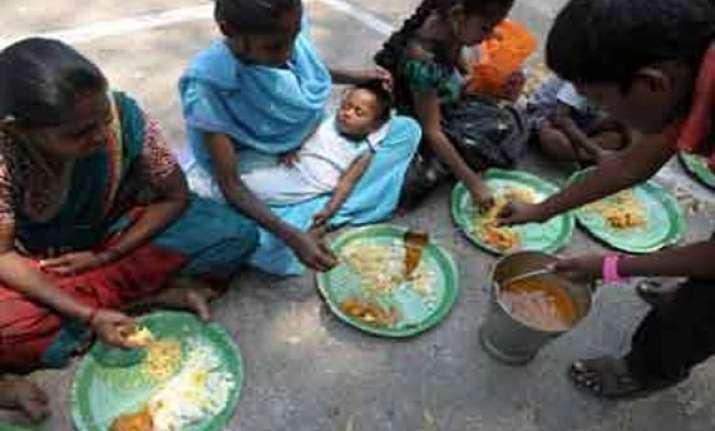 karnataka has over 47 000 severely malnourished children