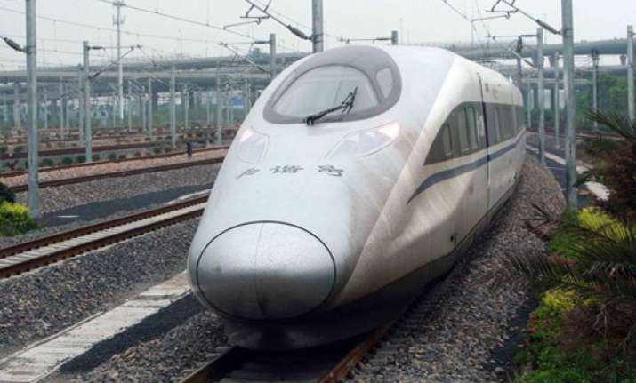 karnataka plans bullet trains to mysore chennai