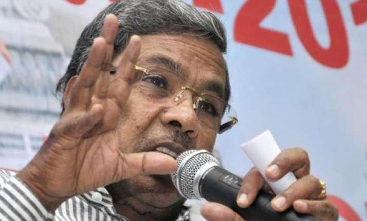 karnataka to be power surplus in 4 years siddaramaiah