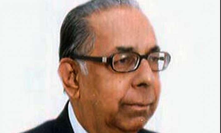 karnataka ag says he resigned under bjp govt pressure