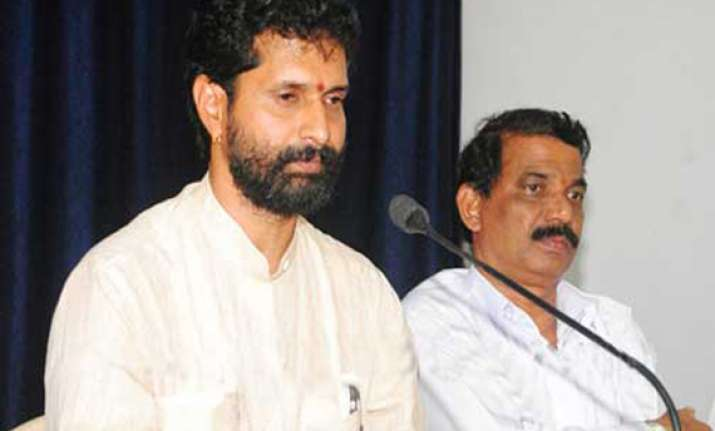 karnataka bjp cancels second day of chintan manthan