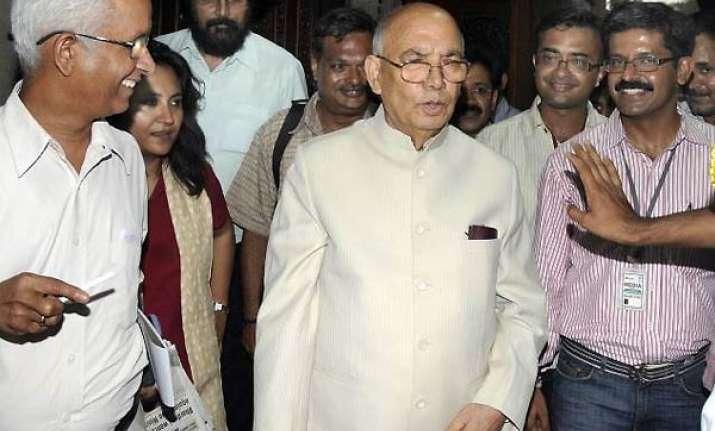 karnataka bhardwaj to seek expert opinion on floor test