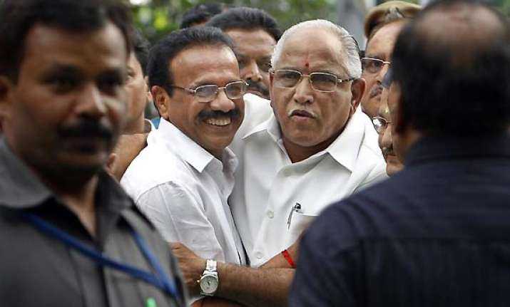 karnataka cm hits back at bsy camp says no lp meeting