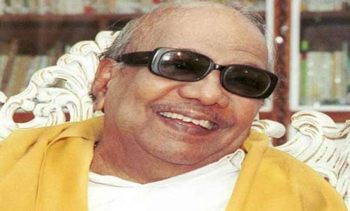 karunanidhi objects to centre s directive on hindi