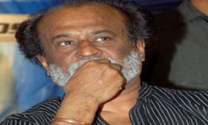 karunanidhi asks rajinikanth to focus on health