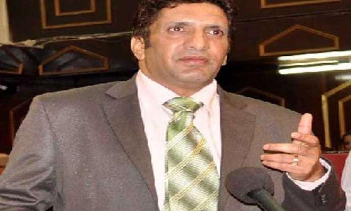 kashmir minister welcomes roshni scheme probe attacks cag