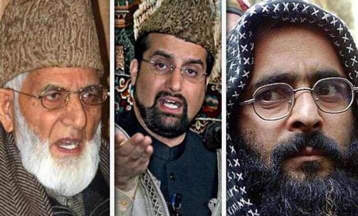 kashmir leaders warn of serious consequences if afzal guru