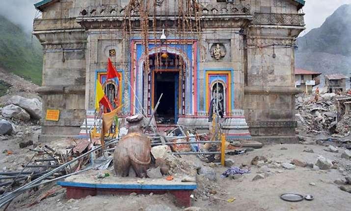 kedarnath badrinath pilgrimage to restart oct 5