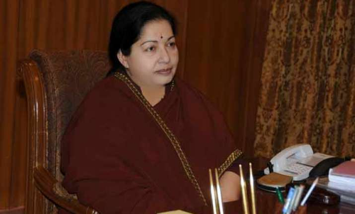 keen on aiims in tn in first phase jayalalithaa writes to pm