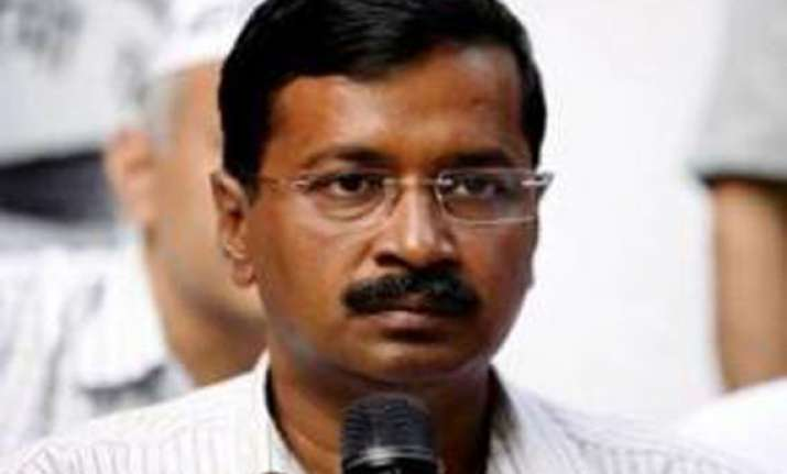 kejriwal apologises for quitting prepares for fresh election
