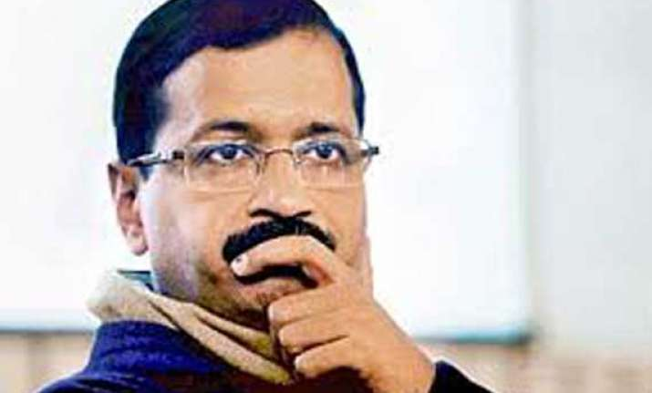 kejriwal in jail aap to launch contact programe