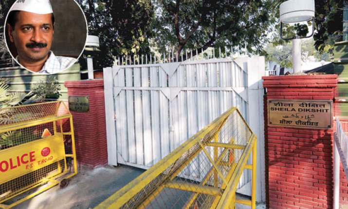 kejriwal may stay in official residence for three months