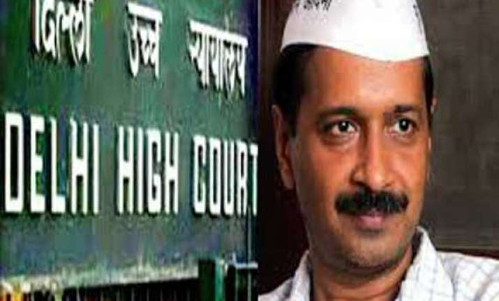 kejriwal moves high court against custody