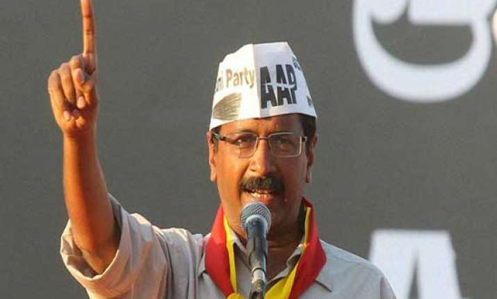 kejriwal thanks for vote against money and muscle power