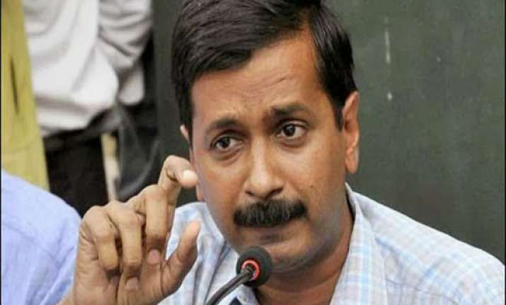 kejriwal writes open letter on landing in jail aap plans