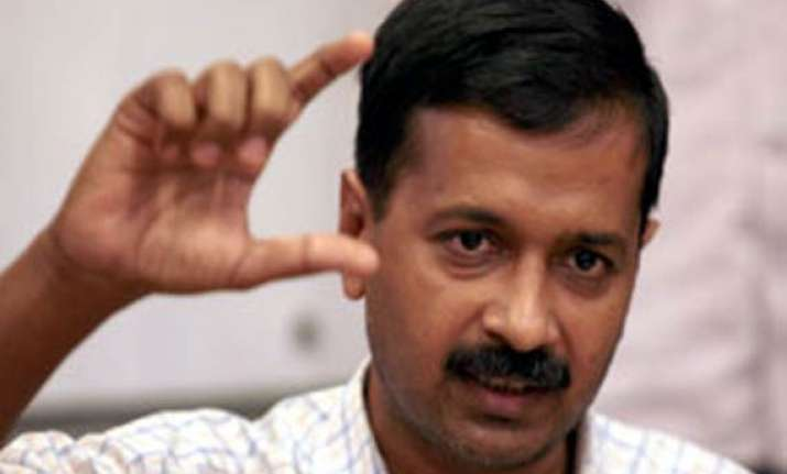 kejriwal says he has little faith in parliament