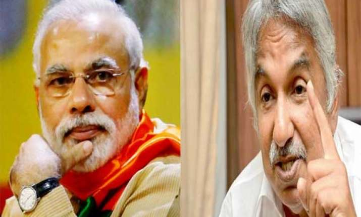kerala cm chandy to skip modi s swearing in