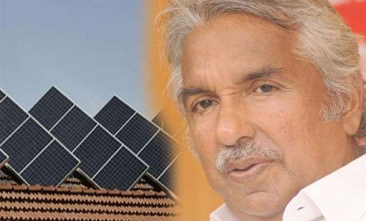 kerala cabinet okays judicial probe into solar scam