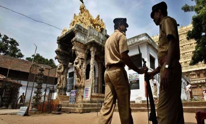 kerala temple s last secret vault to be opened today