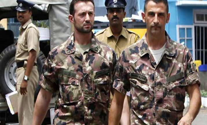 kerala high court allows italian marines christmas at home