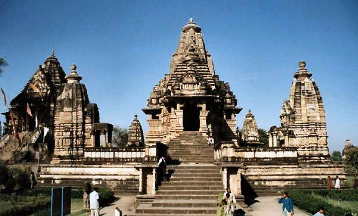 khajuraho loses tourists due to soaring heat