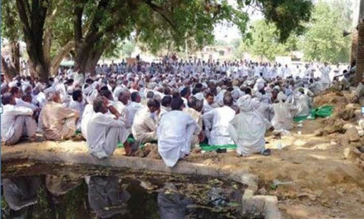 khap bans villagers from having feasts at marriage parties