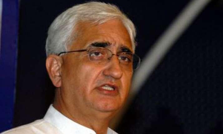 khurshid promises unemployment allowance sub quota after