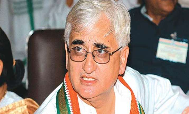 khurshid rules out changes in lokpal committee