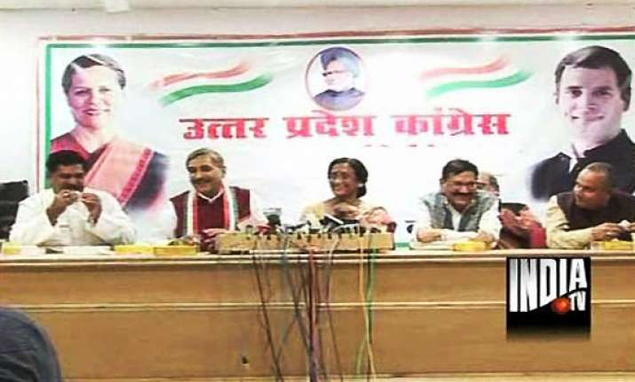 kin of prominent cong leaders get tickets in up