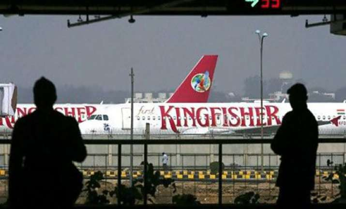 kingfisher aircraft seized in mumbai over non payment of