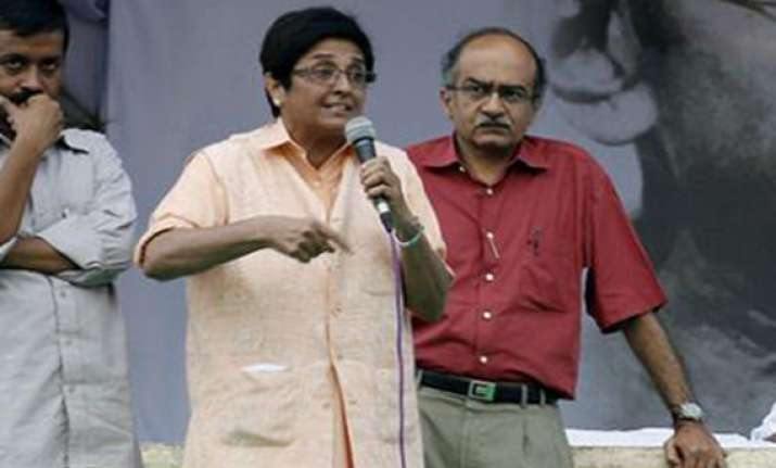kiran bedi rejects allegations says organisers knew she was