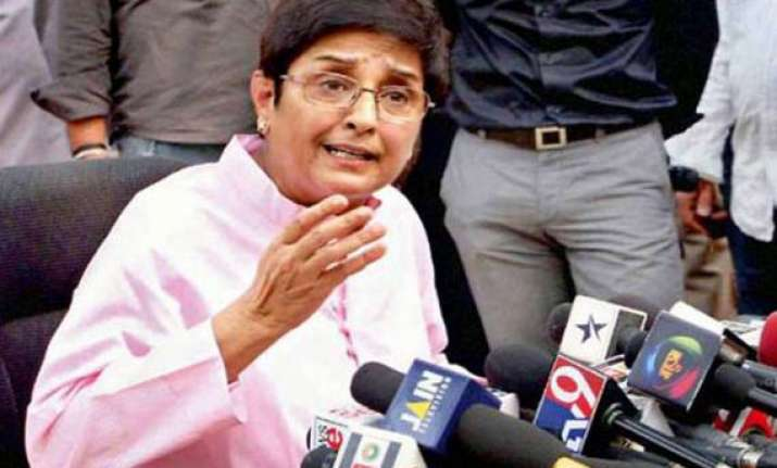 kiran bedi says no one will take a commitment seriously
