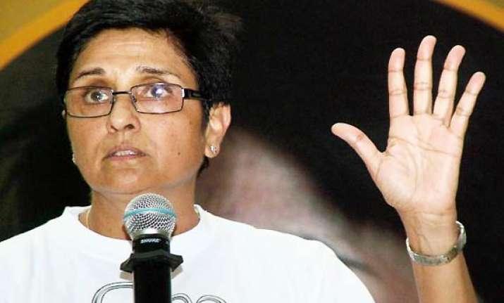 kiran bedi threatens nationwide protests if lokpal bill not