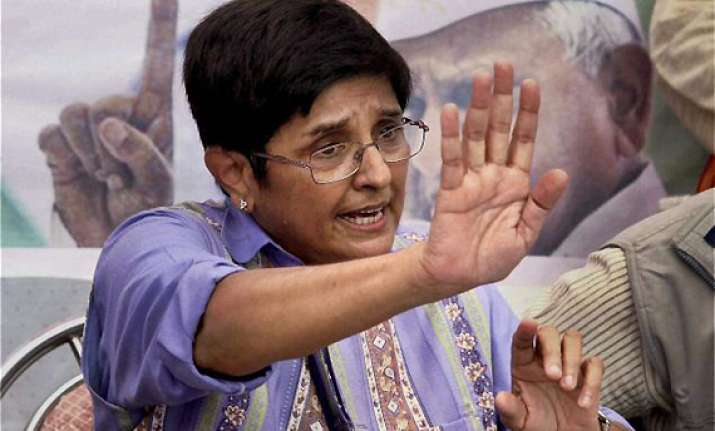 kiran bedi seeks independent probe into graft charges