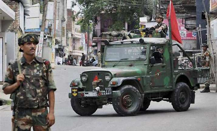 kishtwar violence uninterrupted curfew for sixth day