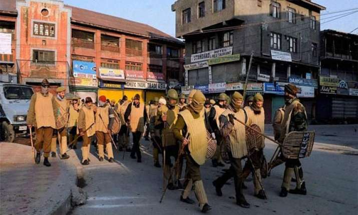 kishtwar violence curfew continues for the 11th day