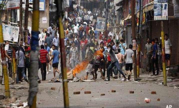 kishtwar after communal violence watch in pics
