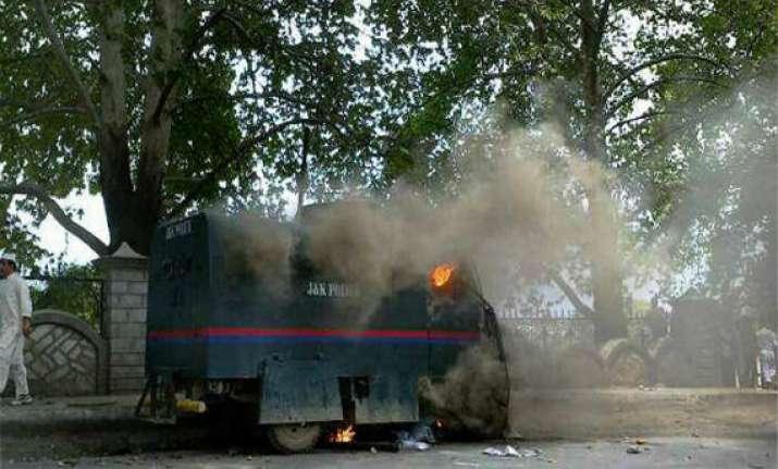 kishtwar clashes bjp calls jammu bandh today