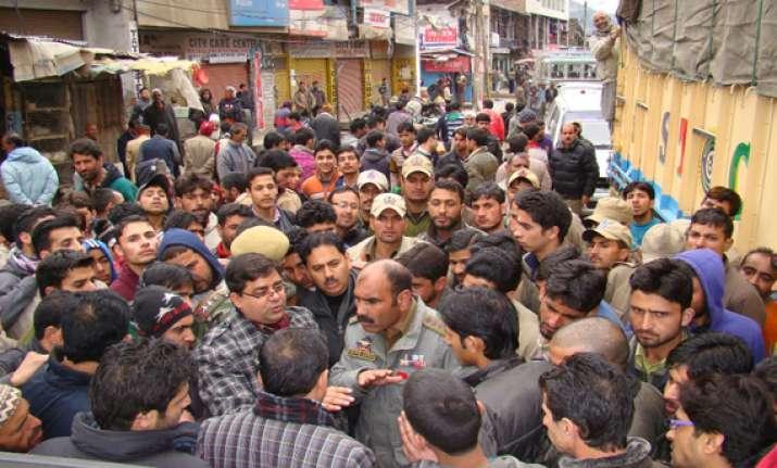 kishtwar clashes dc sp transferred probe ordered