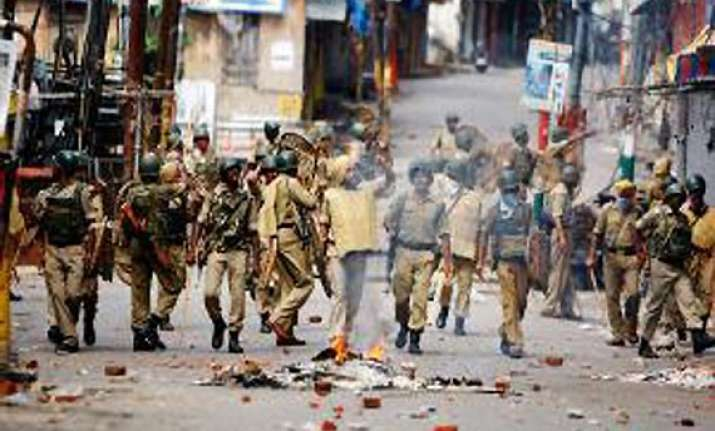 kishtwar violence omar govt wants to hide the truth says