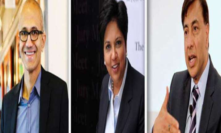 know indians who are ceos of major global corporations