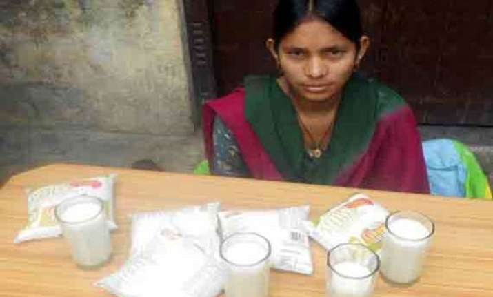 know a woman in haryana manju dharra who cannot eat but