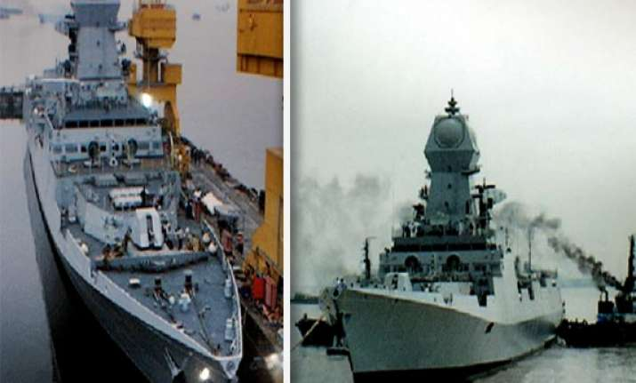 know about ins kolkata victim of another naval mishap