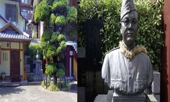 know about renkoji temple in tokyo where netaji s ashes are