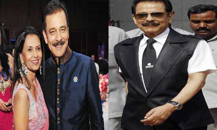know about sahara group and its chief subrata roy