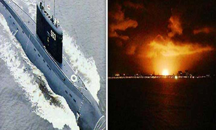 know 8 major indian navy accidents
