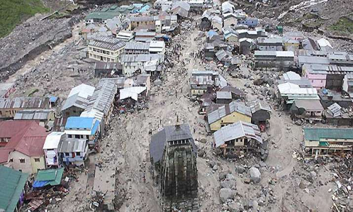 know more about kedarnath shrine devastated by flash flood