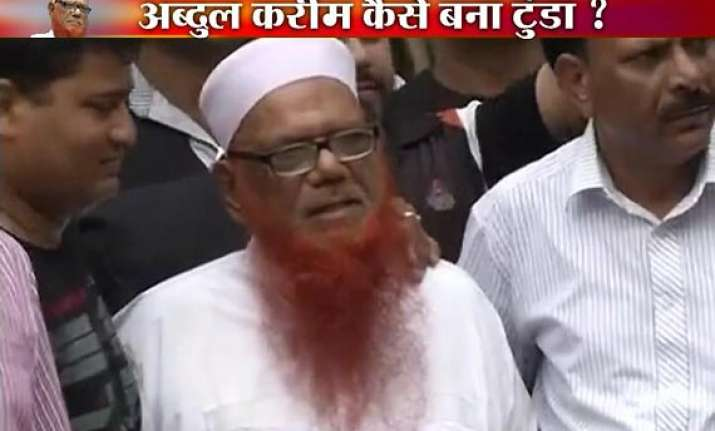 know more about india s most wanted abdul karim tunda