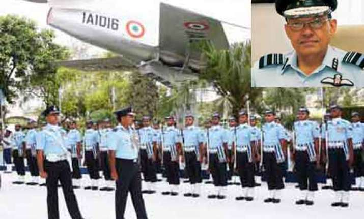 know more about new iaf chief arup raha