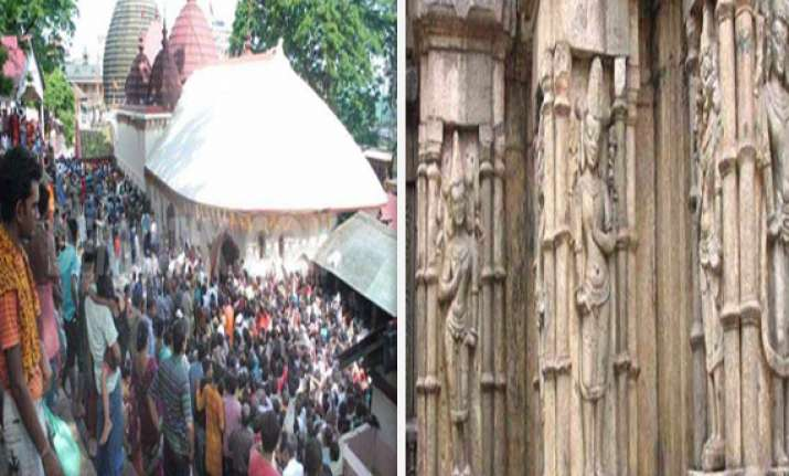 know the secrets and legends of kamakhya temple